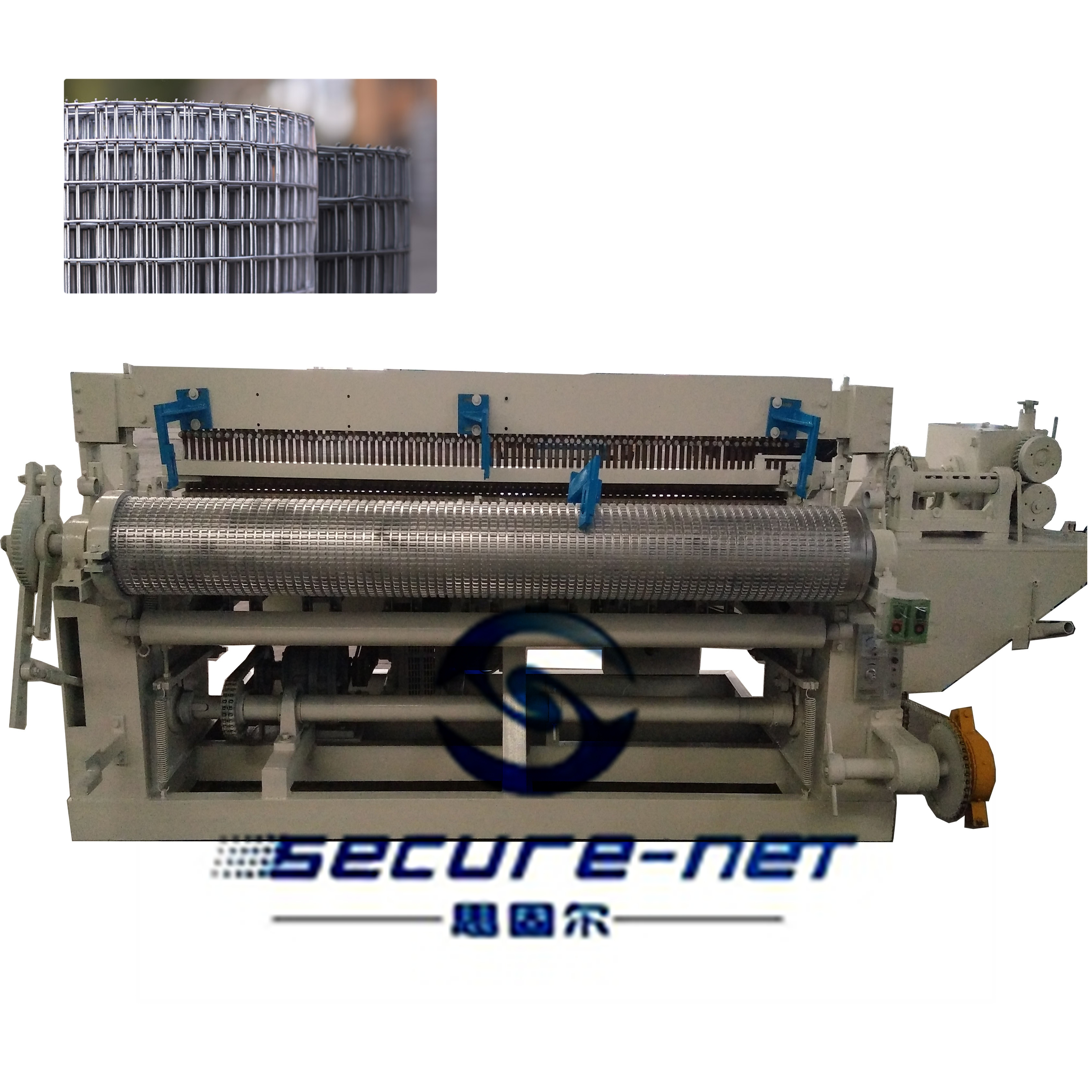 wire mesh welding machine in roll_