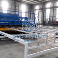 China Brick Force Wire Mesh Welding Machine