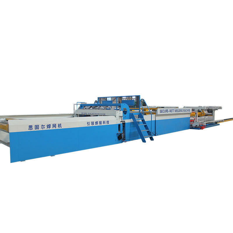 2.5-5mm Fully Auto Wire Mesh Welding Machine