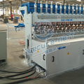 PLC Concrete Reinforced Ribbed Mesh Welding Machine Supplier