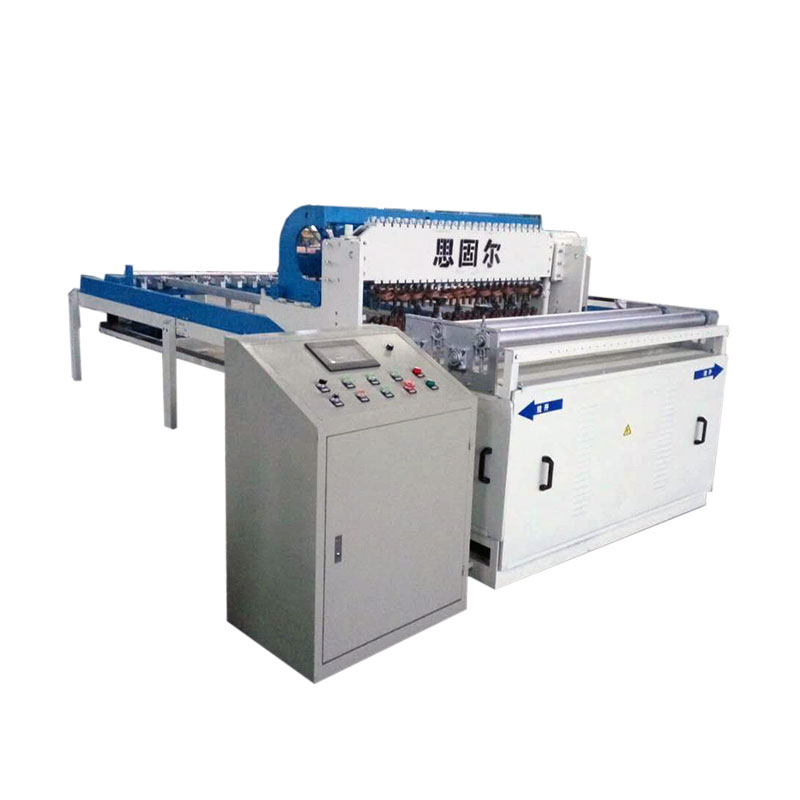 Animal Cage Wire Mesh Welding Machine