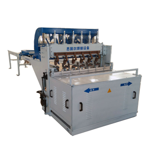 5-8mm Welded Mesh Panel Machine