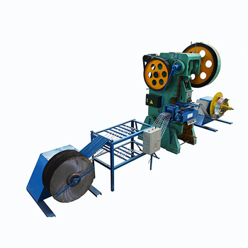 Do you know Razor barbed wire machine?
