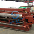 Roll Galvanized Welded Wire Mesh Machine For Construction Exporter