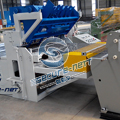 Welded wire mesh screen machines