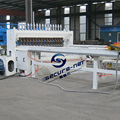 PLC Reinforcing Concrete Wire Mesh Welding Machine Exporter