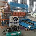 Expandable Sheet Metal Diamond Mesh Machine Factory and Exporter