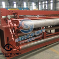 Coiling Roll Electric Welded Wire Mesh Making Machine