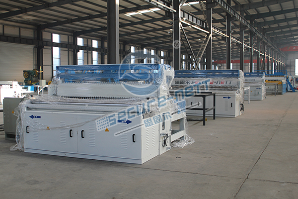 PLC Control Wire Mesh Fence Welding Machine